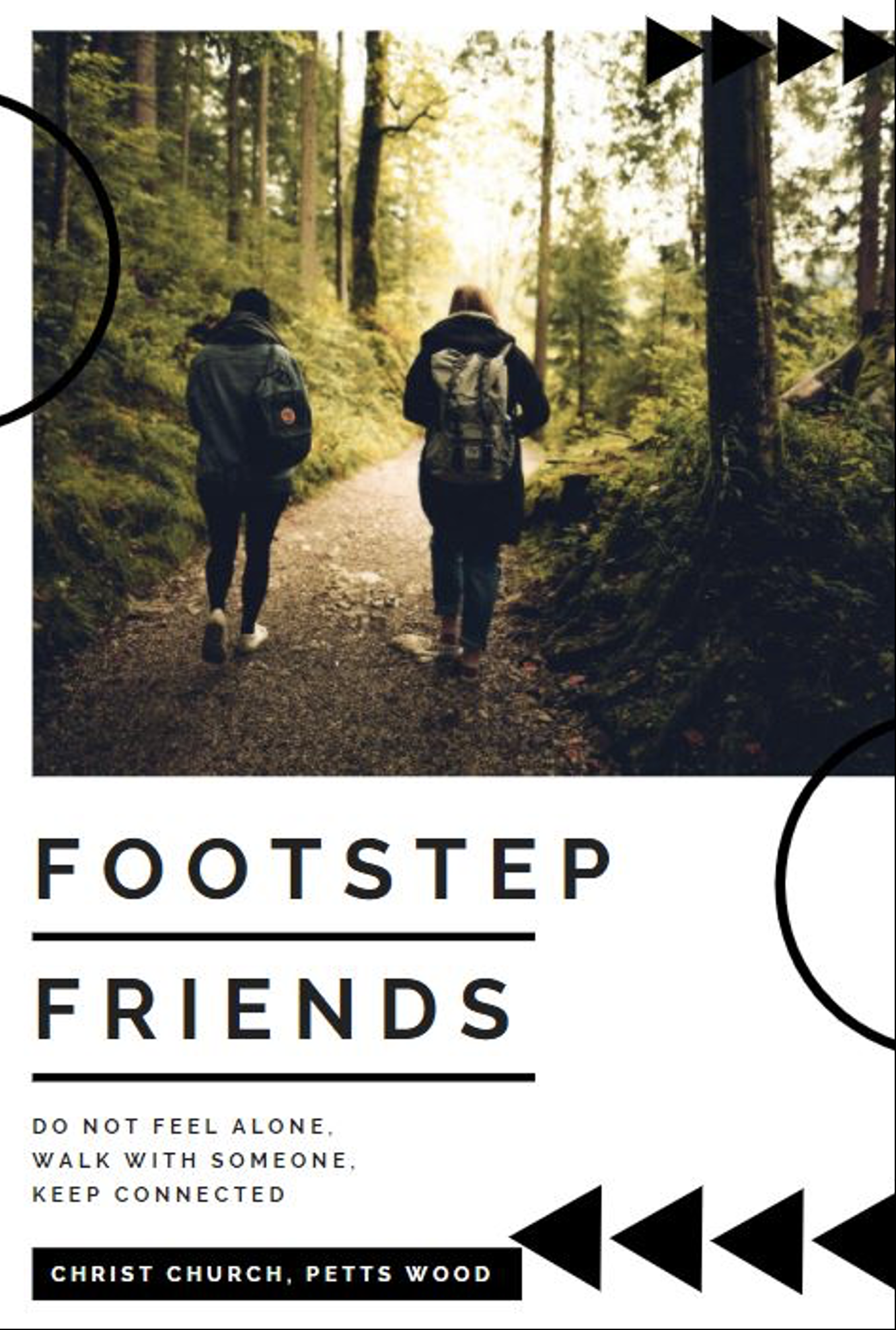 Footstep Friends @ Christ Church