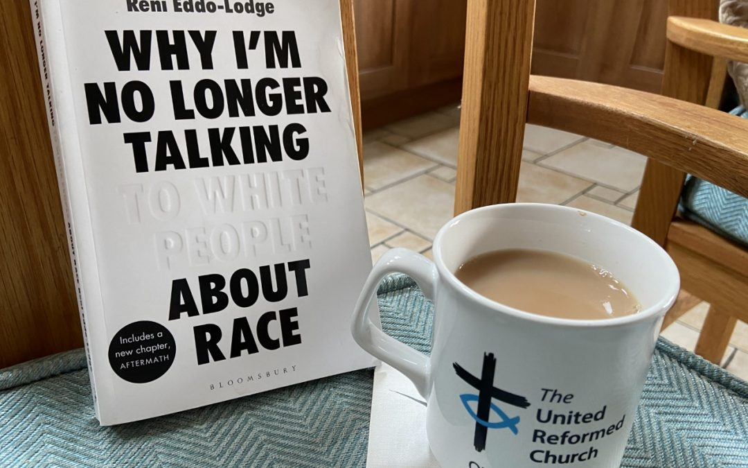 Book Club – Why I'm no longer talking to white people about race